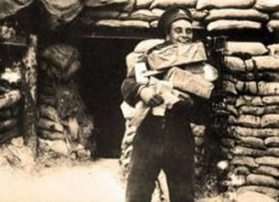 1914年12月のクリスマスに起こった、第1世界大戦中の奇跡