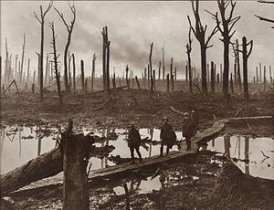 優勢だったドイツが敗退に変わる重要な戦い パッシェンデールの戦い