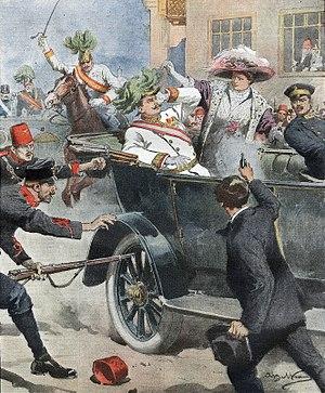 なぜ戦争がはじまるのか。1914年 第1次世界大戦 その1 セルビア事件