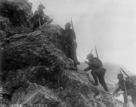 第1次世界大戦 イタリア
