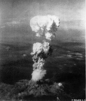 日本に原爆投下するまでの経緯 ヒロシマ・ナガサキ原爆投下