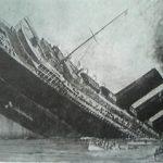 アメリカ参戦のきっかけとなった豪華客船ルシタニア号撃沈事件の映画「U-20」