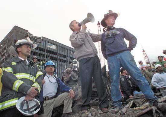 なぜイラク戦争が起こったのか?「映画 華氏911」で見てみよう