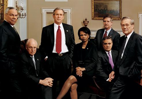 なぜブッシュ大統領はイラク攻撃にこだわったのか 映画 「ブッシュ」