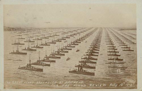 解説 「ユトランド沖海戦」 第1次世界大戦で唯一の主力艦同士の戦い。前編 「ドッガー・バンク海戦」