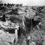 ドイツの春季攻勢 ロシアとの講和が成立し、連合国軍に対してドイツが初めて人的優位に立ちました。