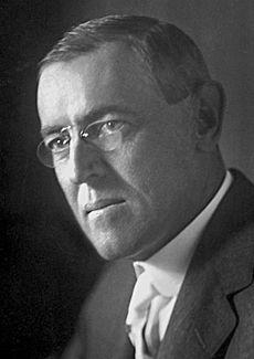 1918年 第1次世界大戦休戦までのウィルソン米大統領による、和平への働き その1