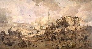 1918年 百日攻勢(後編) ヒンデンブルク線を越えて休戦まで